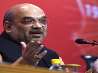 New Delhi: BJP chief Amit Shah