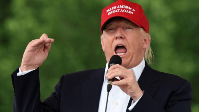 WASHINGTON, President elect Donald trump