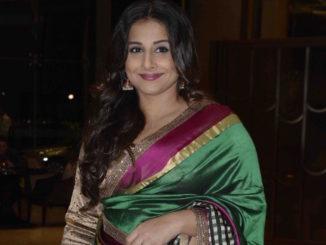 Mumbai: Actress Vidya Balan