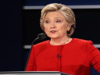 Former Democratic presidential nominee Hillary Clinton. (File Photo)