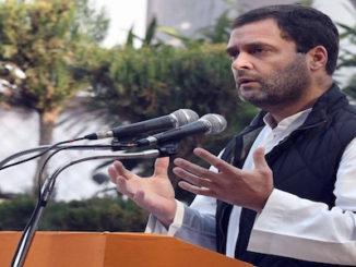 New Delhi: Congress vice president Rahul Gandhi