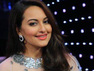 Actress Sonakshi Sinha. (File Photo)