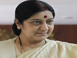 Sushma Swaraj_20170331