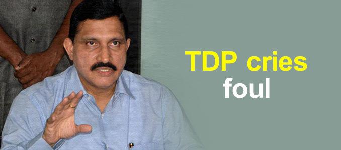 TDP MP Y Sujana Chowdary