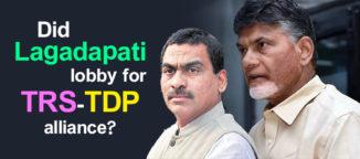 Lagadapati Rajgopal Survey on Telangana assembly elections Telangana News telugu news