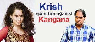 Krish and Kangana telugu post telugu news