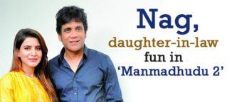 Nagarjuna, Samantha