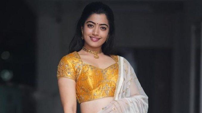 Rahmika Mandanna