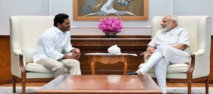 Jaganmohan Reddy Modi