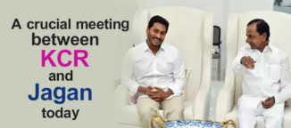 KCR and Jagan