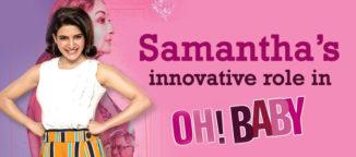 Samantha oh baby
