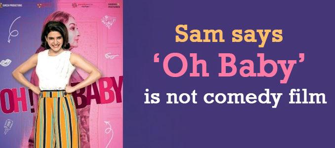 Oh Baby Samantha
