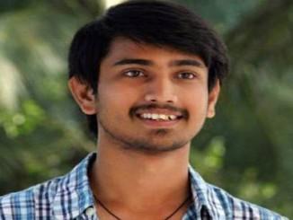 raj tharun with nithya menon