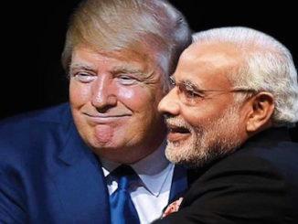 Modi-trump