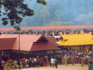 sabarimala ayyappaswamy temple