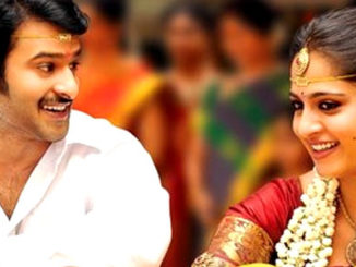 prabhas and anushka in karthikeya wedding