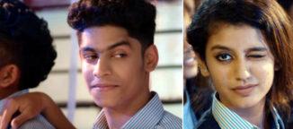 priya prakash reply to director