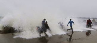 phone cyclone effect in andhrapradesh