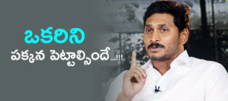 Y S Jaganmohan Reddy YSR Congress Party Telugu NEws Andhra News Andhra PRadesh News