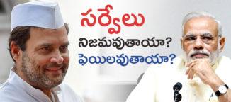 surveys in loksabha elections