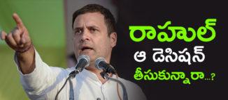 rahul gandhi change the constiuency