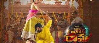 reason behind vinaya vidheya rama fail