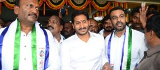 venkateshwara rao will be ycp parchuru candidate